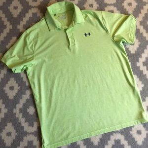 Men's Under Armour XL loose fit polo